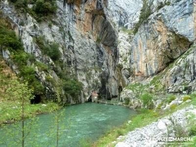 Ruta del Cares - Garganta Divina - Parque Nacional de los Picos de Europa;caminatas